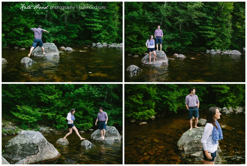 Muskoka Engagement Pictures