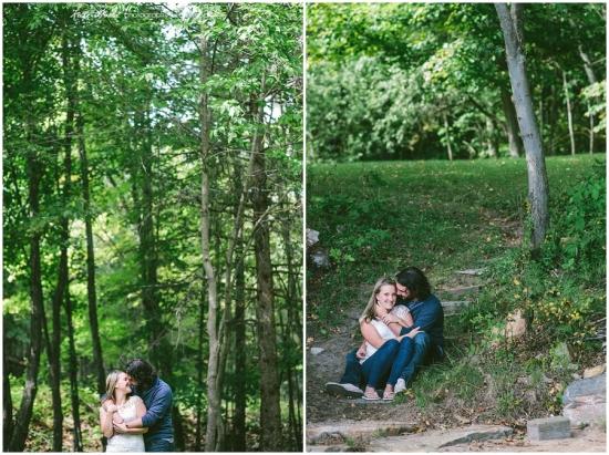 Muskoka Engagement Photographers, 2013