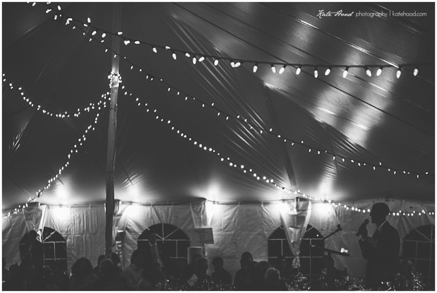 Outdoor Tent Weddings in Ontario