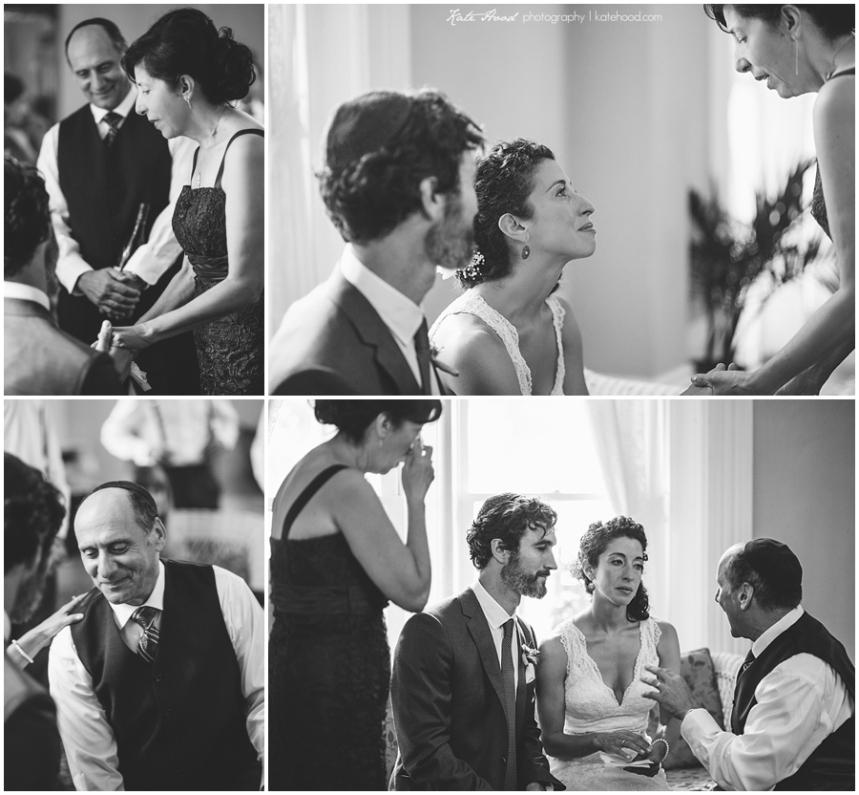 Chautauqua Jewish Wedding Ceremony