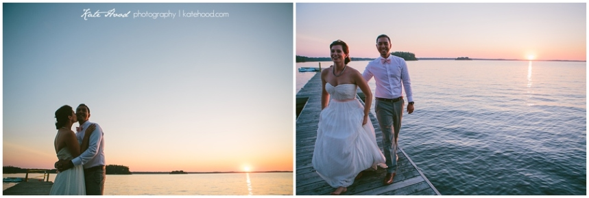 Lakeside Weddings in Ontario