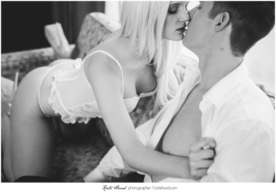 Couples Boudoir Photographers in Muskoka