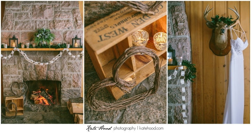 Winter Weddings in Muskoka