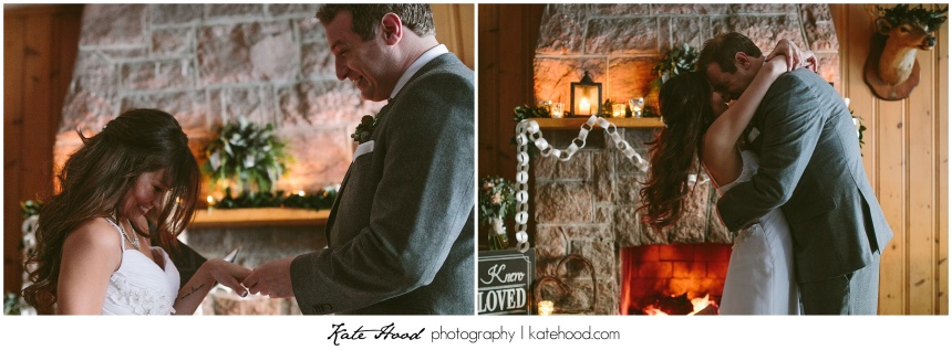 Winter Wedding Ceremonies