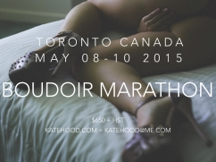 Boudoir Marathon