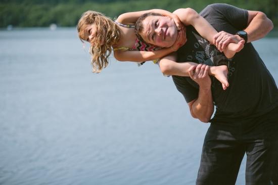 Muskoka Ontario Family Photographer