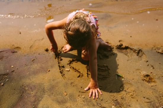 Beach Family Photographers in Ontario