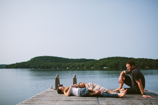 Muskoka Cottage Family Photographer