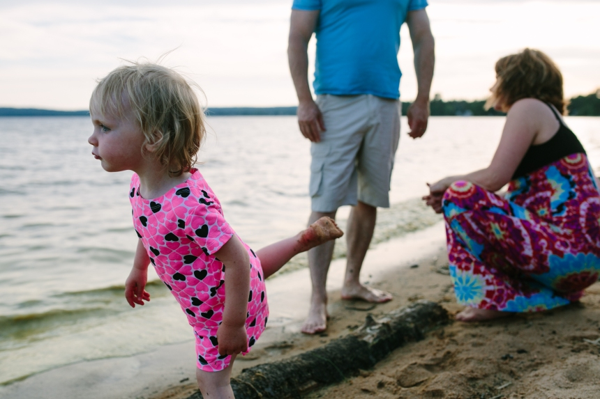 Muskoka Candid Family Photographer